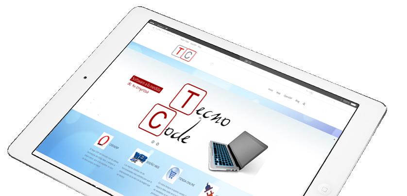 diseño web tecnocode